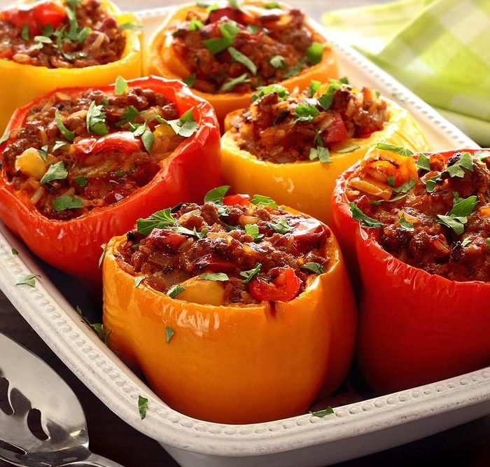 What to Serve With Stuffed Peppers – 9 Most Delicious, Easy Side Dishes!